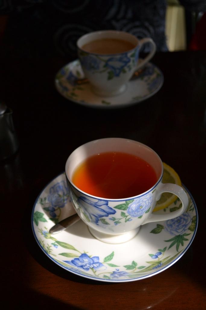 Teetä, teetä ja teetä on tämänkin vuoden motto!